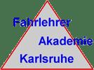 Fahrlehrer Akademie Karlsruhe Logo
